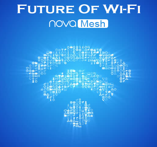 Future of wi-fi and role of mesh networks