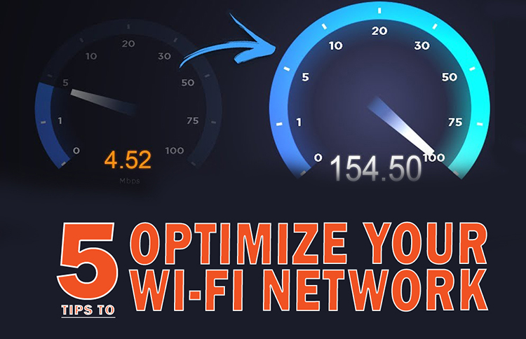Optimize Your Wi-Fi Network as Fast As Possible