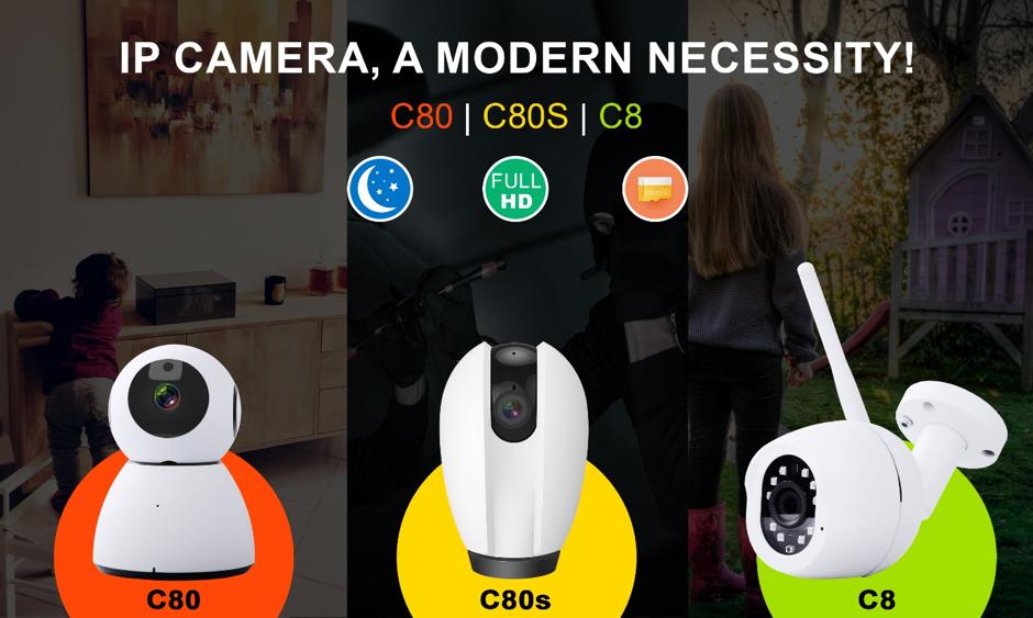 IP Camera, A Modern Necessity!