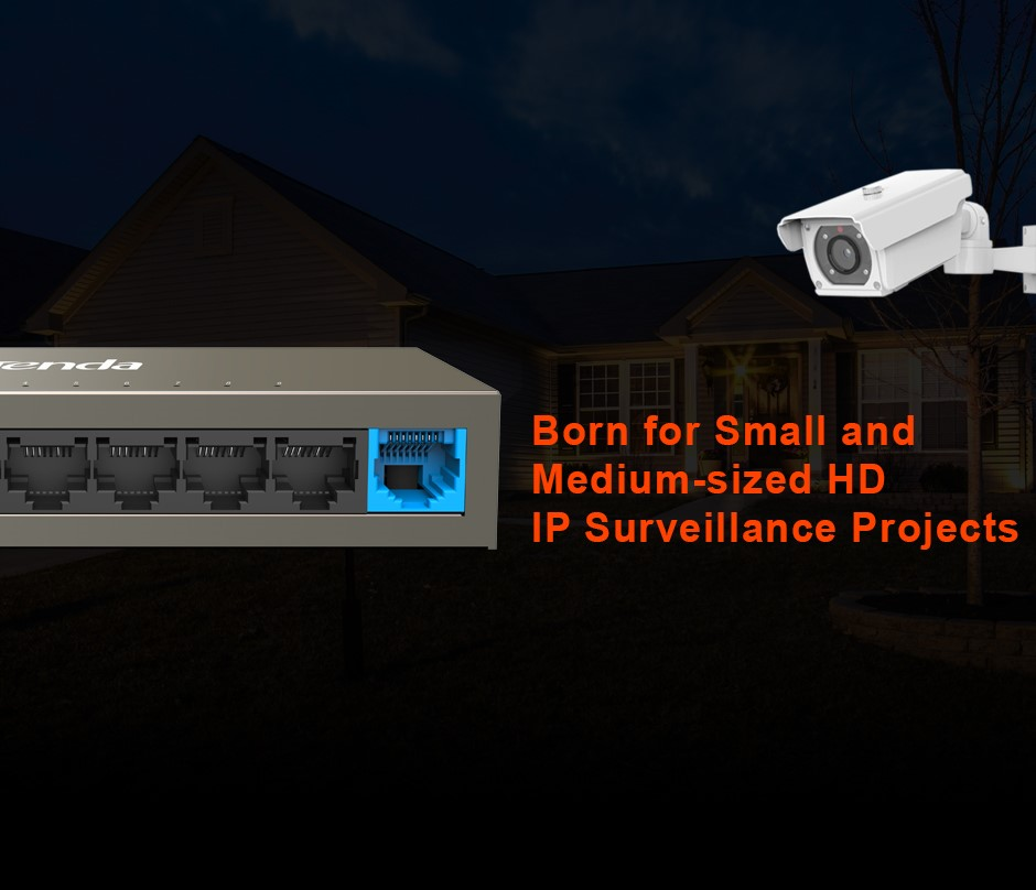 Caught On Camera – Best Switch for CCTV Surveillance