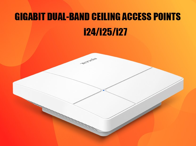 Tenda i2x Series Access Points - Powerful Solution For Modern Businesses