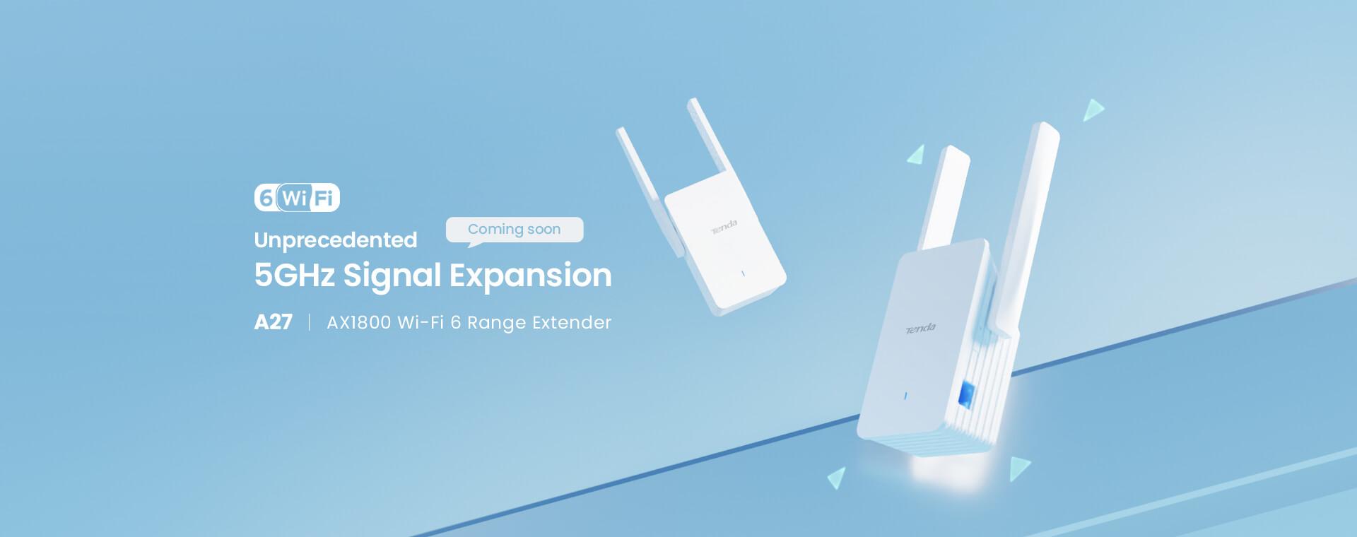 Tenda-All For Better NetWorking